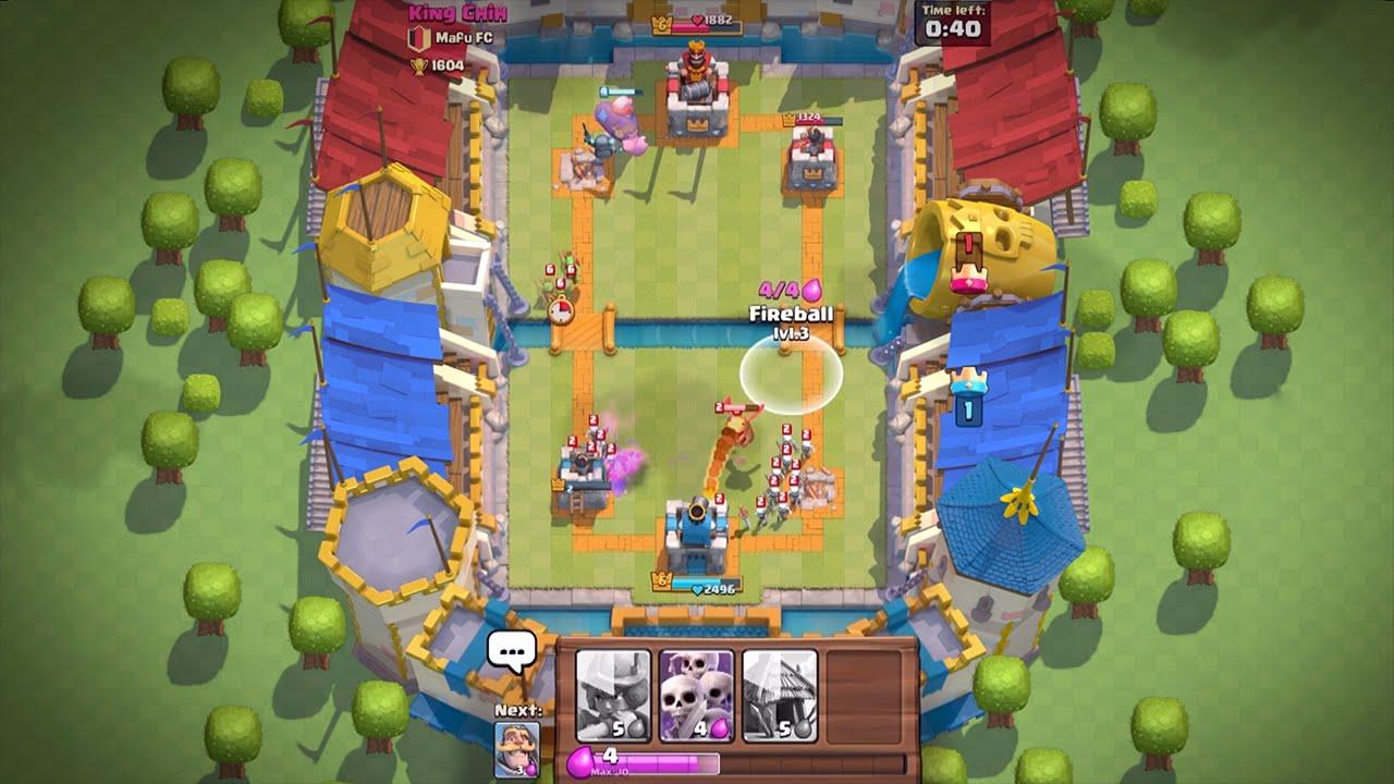 clash royale app