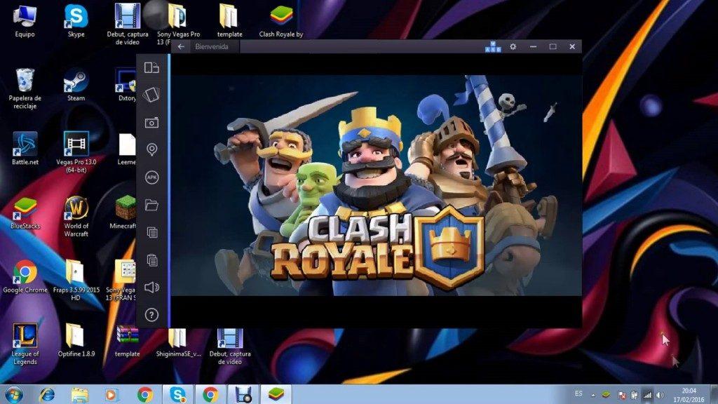 descargar clash royale para pc gratis