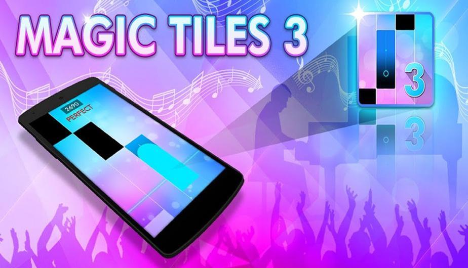 magic tiles 3 app