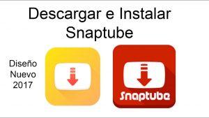 Descargar Snaptube para PC