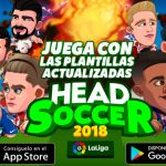 head soccer la liga 2018 para pc