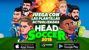 Descargar Head Soccer: La Liga 2018 para PC